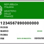 Richiesta codice fiscale plastificato online dating 4